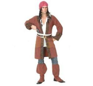 Карнавален костюм - Пират-велурен