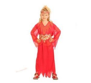 Карнавален костюм - Дяволица-огнена