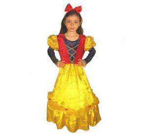Карнавален костюм - Снежанка дълга