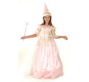 Карнавален костюм - Розова фея