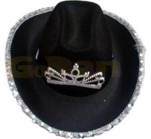 Карнавална шапка - Каубойска принцеса