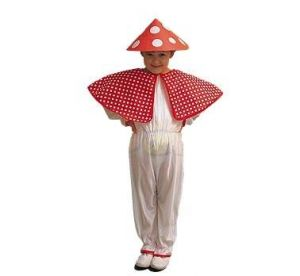 Карнавален костюм - Гъбка