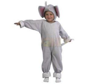 Карнавален костюм - Слонче