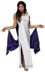 Карнавален костюм - Гръцка Богиня