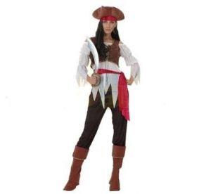 Карнавален костюм - Пиратка-панталон