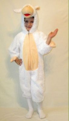 Карнавален костюм - Агънце