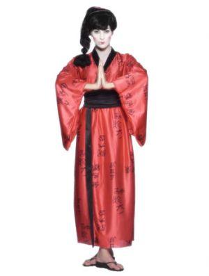 Карнавален костюм - Японка