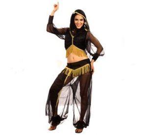 Карнавален костюм - Кючекиня