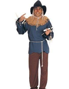 Карнавален костюм - Сламеният човек - Магьосникът от Оз