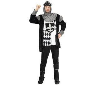 Карнавален костюм - Шах - крал