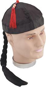 Карнавален аксесоар - Китайска шапка 3