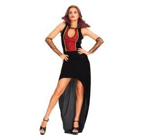 Карнавален костюм - Жена вамп