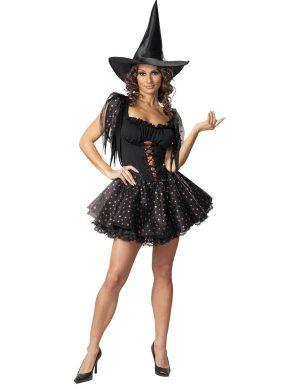 Карнавален костюм Секси бляскава вещица