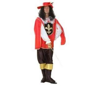 Карнавален костюм - Мускетар