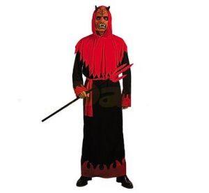 Карнавален костюм - Дявол с маска