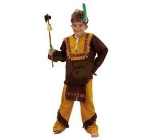 Карнавален костюм - Индианец