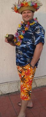 Карнавален костюм - Хаваец