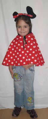 Карнавален костюм - Мини Маус
