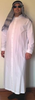Карнавален костюм - Шейх