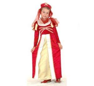 Карнавален костюм - Ренесансова дама