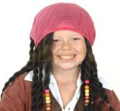 Перука Пират