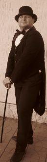 Карнавален костюм - Чарли Чаплин