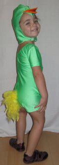Карнавален костюм - Пиле