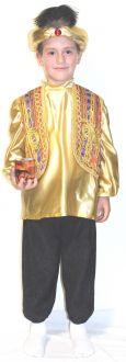 Карнавален костюм - Султанско момче 3